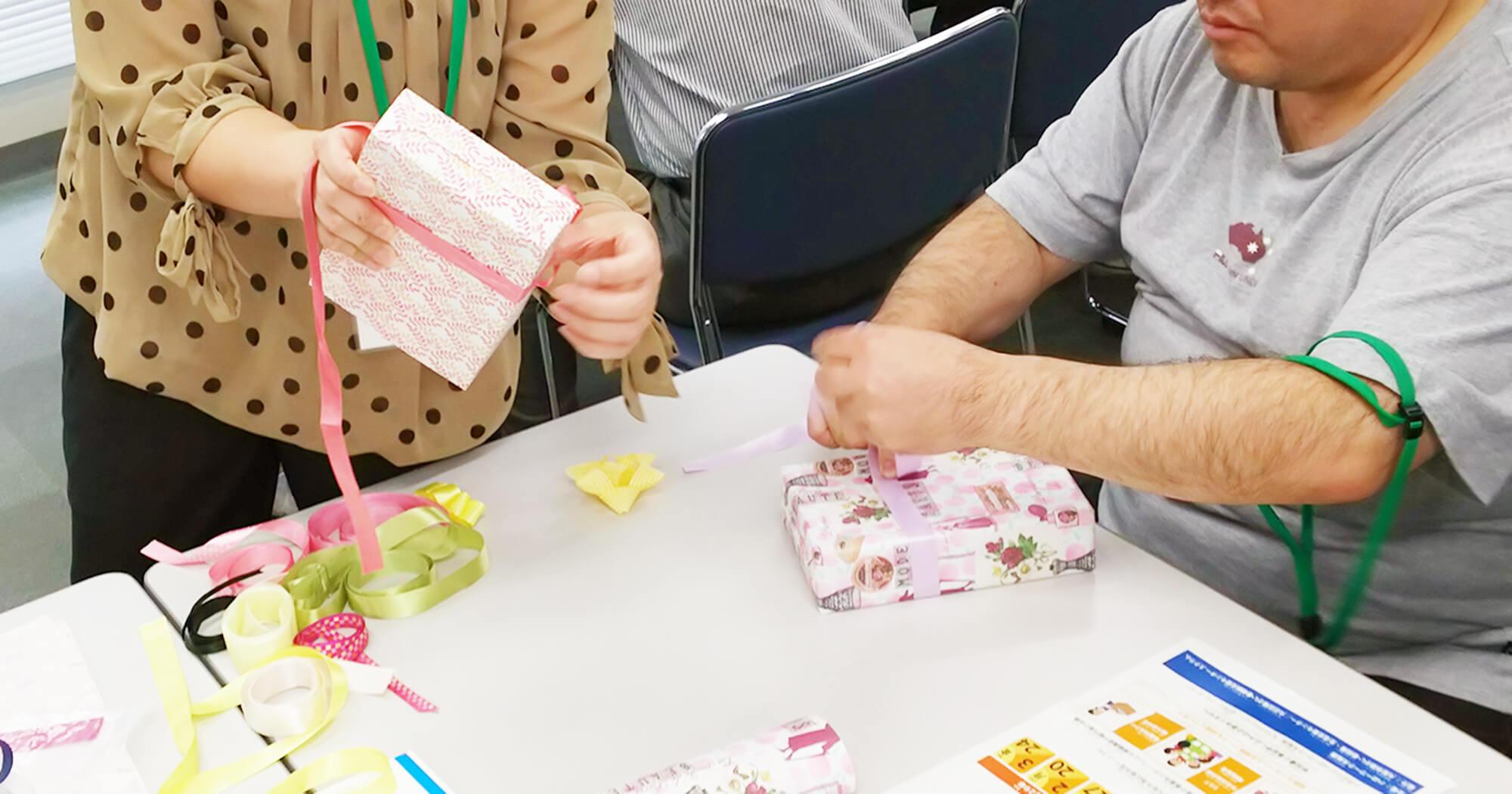 福祉サービス実演体験会【ハローワーク大阪西】 @ ハローワーク大阪西 3階会場